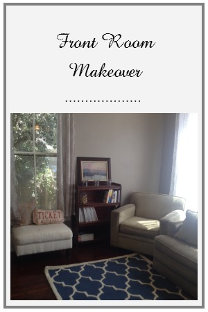 Front Room Makeover