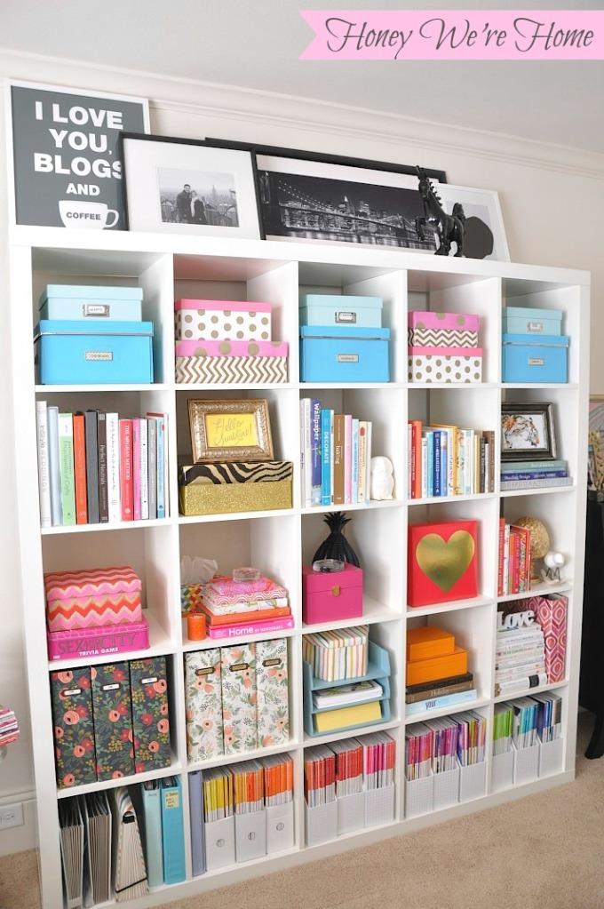 Honey We're Home Office Bookshelf_152